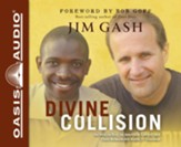 Divine Collision: An African Boy, An American Lawyer, and Their Remarkable Battle for Freedom - unabridged audio book on CD
