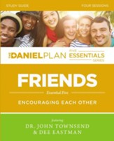 Friends Study Guide: Encouraging Each Other - eBook