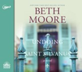 The Undoing of Saint Silvanus - unabridged audio book on MP3-CD