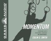 Momentum: Practicing the Beatitudes to Overcome Sin and Pursue God's Blessing - unabridged audio book on CD