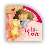 Lots of Love Boardbook - Slightly Imperfect