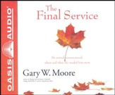 The Final Service - unabridged audio book on CD