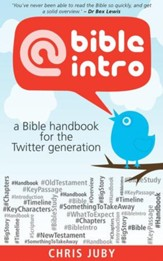 @bibleintro: A Bible Handbook for the Twitter Generation - eBook