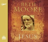 Jesus: 90 Days With the One and Only - unabridged audio book on MP3-CD
