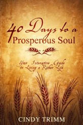 40 Days to a Prosperous Soul: Your Interactive Guide to Living a Richer Life - eBook
