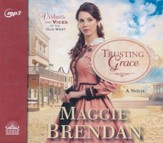 Trusting Grace: A Novel - unabridged audio book MP3 CD