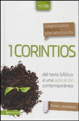 Comentario Bíblico con Aplicación NVI: 1 Corintios  (The NIV Application Commentary Series: 1 Corinthians)