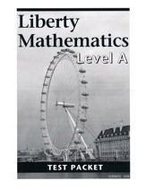 Liberty Mathematics Level A Test, Grade 1