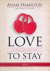 Love to Stay: Sex, Grace, and Commitment - DVD - Slightly Imperfect