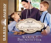 The Celebration - unabridged audiobook edition on CD