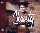 Christy - unabridged audiobook on CD
