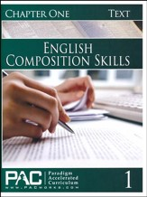 PAC English 2: Composition Skills Student Text, Chapter 1