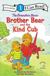 The Berenstain Bears Brother Bear and the Kind Cub - Slightly Imperfect