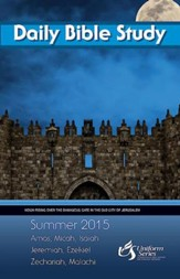 Daily Bible Study Summer 2015 - eBook