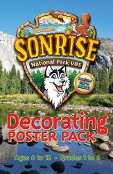 Decorating Poster Pack