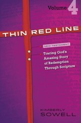 Thin Red Line, Volume 4: Tracing God's Amazing Story of Redemption Through Scripture - eBook
