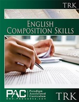 PAC English 2: Composition Skills Teacher's Resource Kit