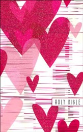 NIV Gift Bible for Kids, Softcover, Large Print, Pink, Softcover