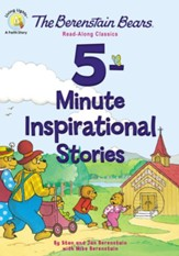 The Berenstain Bears 5-Minute Inspirational Stories: Read-Along Classics - Slightly Imperfect