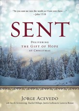 Sent - Large Print: Delivering the Gift of Hope at Christmas - eBook