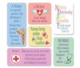 Nurse Magnets, Set of 6