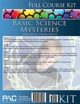 Basic Science Mysteries Full Course Kit
