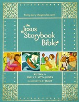 The Jesus Storybook Bible: Every Story Whispers His Name, Special Edition - Slightly Imperfect