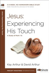 Jesus: Experiencing His Touch - eBook