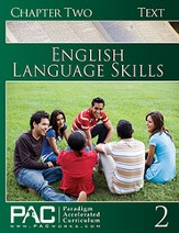 PAC English 1: Language Skills Student Text, Chapter 2