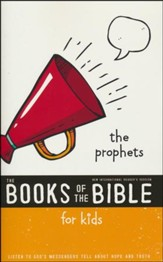 NIrV The Books of the Bible for Kids: The Prophets, Softcover
