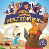 Bibleman Bible Storybook: 25 Bible  Stories for Heroes