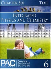 Integrated Physics & Chemistry Student Text, Chapter 6