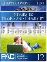 Integrated Physics and Chemistry Student Text 12