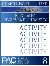 Integrated Physics and Chemistry Activity Booklet, Chapter 8