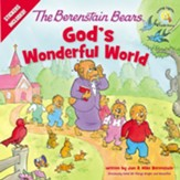 The Berenstain Bears God's Wonderful World - Slightly Imperfect