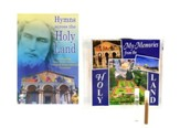 Holy Land Souvenir Set: 2 CD's, DVD, and Earth and Water from Israel