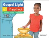 Gospel Light: Preschool Teacher Guide Winter 2016-17 Year B - Slightly Imperfect