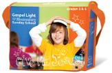 Gospel Light: Elementary Grades 3-4 Quarterly Kit, Winter 2020-21 Year B