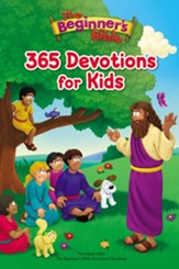 The Beginner's Bible 365 Devotions for Kids - Slightly Imperfect