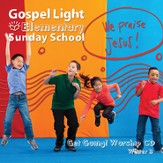 Gospel Light: Elementary Get Going! Worship CD, Winter 2020-21 Year B