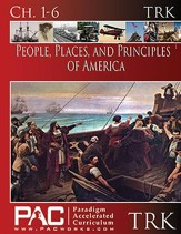 The People, Places and Principles of America; Teacher Resource Kit