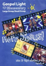 Gospel Light: Elementary Large Group Mix It Up! DVD Grades 1-4, Spring 2019 Year B