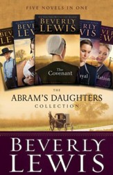 The Abram's Daughters Collection: Five Novels in One - eBook