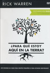 �Para Qu� Estoy Aqu� en la Tierra?  (What On Earth Am I Here For?), DVD