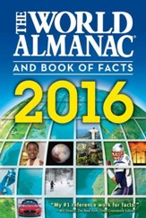 The World Almanac and Book of Facts 2016 - eBook