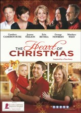 The Heart of Christmas, DVD