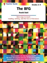 The BFG, Novel Units Teacher's Guide, Grades 3-4