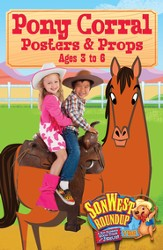 SonWest Roundup: Pony Corral Posters & Props