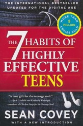 The 7 Habits of Highly Effective Teens: Revised and Updated Edition - Slightly Imperfect