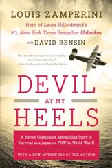 Devil at My Heels - eBook